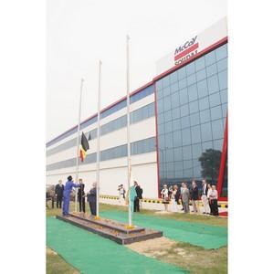 Компания Soudal открыла завод в Индии