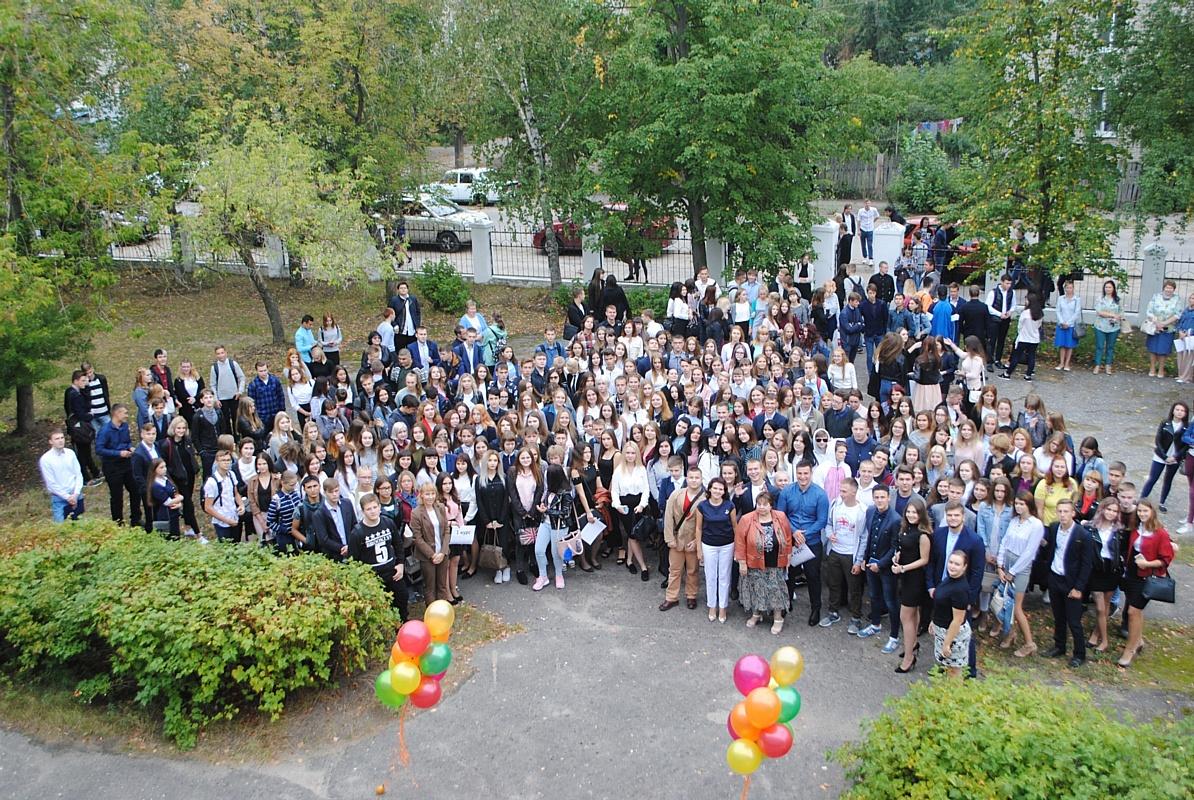 В Дзержинском филиале РАНХиГС состоялась торжественная линейка, посвященная Дню знаний