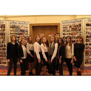 Волгоградские активисты ОНФ провели для студентов акцию «Моя Конституция»