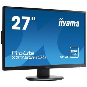 Мониторы iiyama с матрицей AMVА+