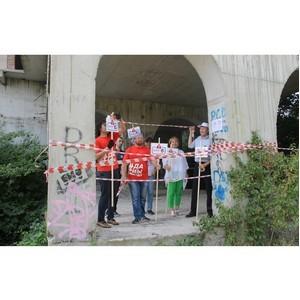 «Молодежка ОНФ» подвела промежуточные итоги всероссийской акции «Безопасность детства»