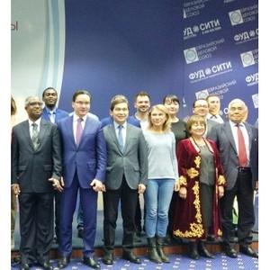 В октябре 2017 г. торжественно открылся павильон Кении в Новой Москве