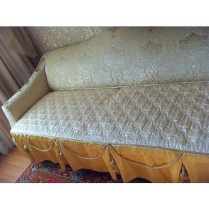 Пошив чехлов на стулья, кресла, диваны на заказ