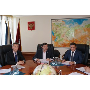 ОНФ и Контрольно-счетная палата Москвы договорились о сотрудничестве
