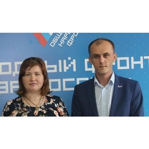Томские активисты ОНФ отстаивают права многодетной семьи погорельцев из поселка Зональная станция