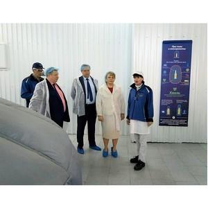 Ректор ВГУИТ и директор воронежского филиала «Балтики» обсудили трудоустройство выпускников