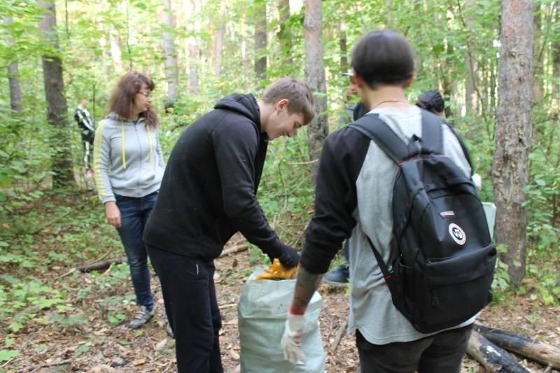 В Мордовии в ходе акции ОНФ «Генеральная уборка страны» собрано более 26 т мусора