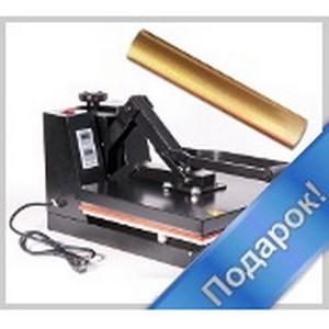 «Золото» в подарок к термопрессу Vektor