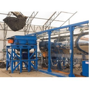 Установка непрерывного низкотемпературного пиролиза УТД-2 продлит срок службы шламовых амбаров