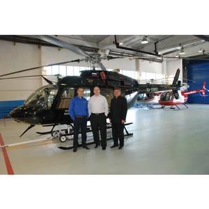 Система послепродажного обслуживания техники Bell Helicopter признана лучшей в мире