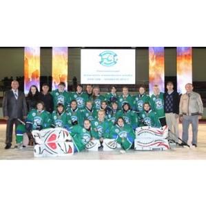 Презентация женского хоккейного клуба «Арктик – Университет»