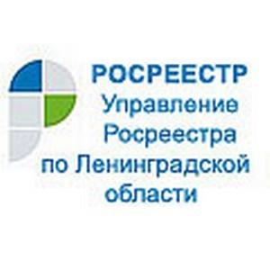 Итоги работы Управления Росреестра по Ленинградской области в сфере геодезии и картографии за 2014г.