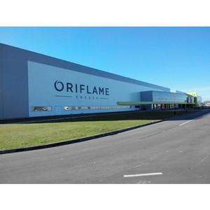 Орифлэйм открыл производственно-логистический комплекс в Ногинском районе