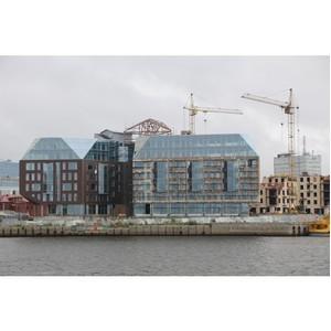 «Аквилон-Инвест» строит на набережной Северной Двины гостиницу «Novotel-Архангельск»