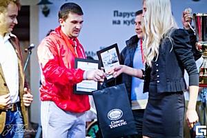 Парусная регата прошла в Ростове-на-Дону при поддержке Шато Тамань