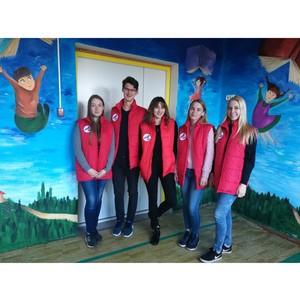 Команда «Молодежки ОНФ» оформила стены в школе-интернате в Петрозаводске