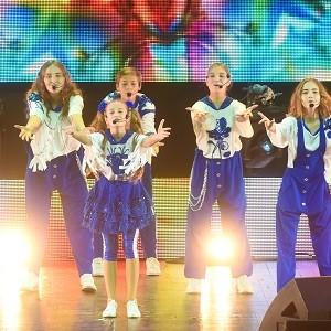 При поддержке БФ «Сафмар» М.Гуцериева детский ансамбль «Динамичные ребята» подготовит новые номера