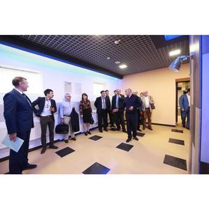 В Институте психологии и образования КФУ открылись обновленная столовая и кафе