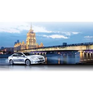 В автопарк «Такси 956» поступили новые автомобили