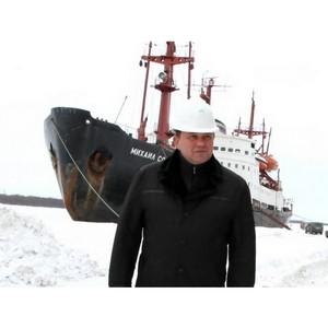 Виктор Павленко: Архангельск принимает активное участие в обсуждении закона об Арктике