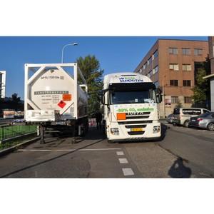 Iveco принимает участие в шестом европейском газовом пробеге «Голубой коридор»