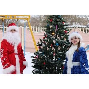Представители ОНФ в Амурской области провели акцию «Новогоднее чудо»