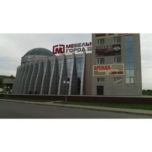«Энфорта» организовала видеонаблюдение для «Мебельного города»