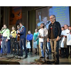 Работники машиностроительных предприятий приняли участие в Фестивале авторской песни.