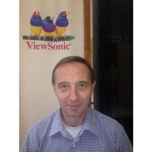 Илья Будкевич назначен директором по работе с корпоративными заказчиками ViewSonic в России и СНГ