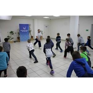 Активисты ОНФ в Коми начали акцию Народного фронта «Зарядка с чемпионом»
