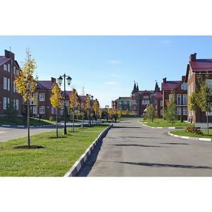 Компания Optiland приглашает посетить поселок таунхаусов «Кембридж»