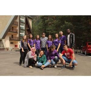 Школа волонтерского мастерства 2018 – новый уровень