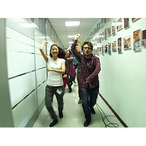 «Комсомольская Правда» станцевала «Gangnam style»