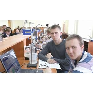 В тагильском филиале вуза открыли лабораторию стоимостью 1,5 миллиона рублей