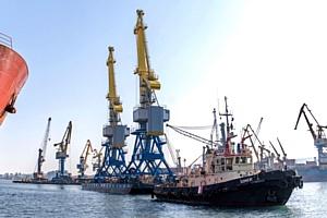 Транспортировка портальных кранов «Витязь» производства ЗАО «СММ»