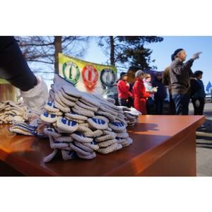Группа Компаний «ОптиКом» поддержала волонтерскую акцию «Чистый лед Байкала»