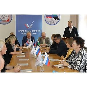 ОНФ в Белгородской области готовится к проведению региональной конференции