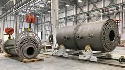 Состоялся старт производства на первом в России заводе Viessmann
