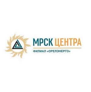 Специалисты Орелэнерго отремонтировали энергообъекты в Новосильском районе Орловской области