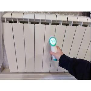 ОНФ провел проверку качества отопления в многоквартирном доме