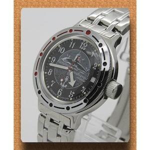 Новая коллекция мужских наручных часов Амфибия марки Восток