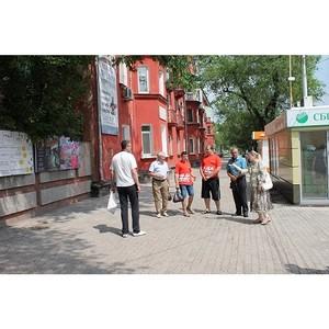 Активисты ОНФ в Амурской области присоединились к всероссийской акции «Безопасность детства»