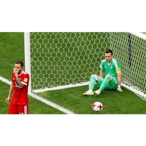 Об итогах выступления сборной России на Кубке Конфедераций. Почему снова провал?