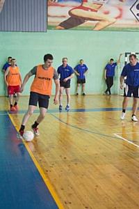 Первенство Брянской таможни по мини-футболу завершилось победой Володарского таможенного поста