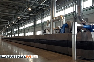 Компания Laminam открыла завод в России