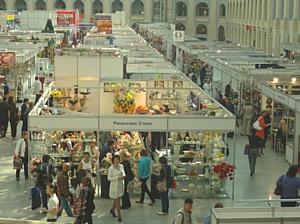 Итоги выставочного проекта «ПОДАРКИ. ОСЕНЬ 2012»