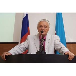 Сопредседатель тюменского штаба ОНФ Владимир Мельников стал лидером доверия по версии Клуба-7