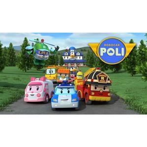��������� ��� � ������ ������� 2-� ����� ����������� ������������ Robocar Poli � ������ �����������