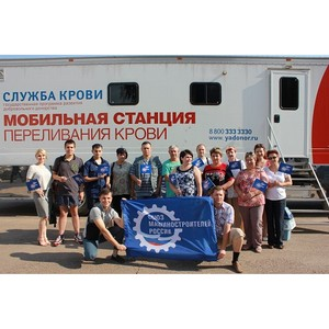 Сотрудники УМПО приняли участие в акции «День донора»