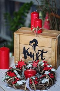 Подготовка к Рождеству и Новому Году полным ходом....